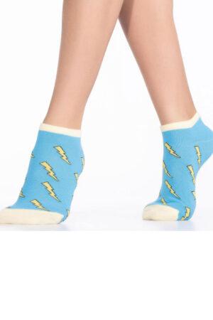 Женские хлопковые носки WSS-007 носки Giulia