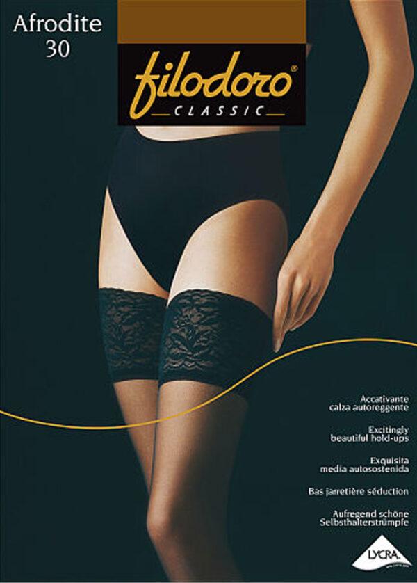 Классические чулки AFRODITA 30 чулки Filodoro