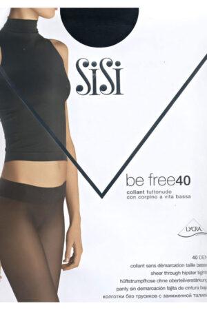 Женские классические колготки BE FREE 40 VITA BASSA SiSi