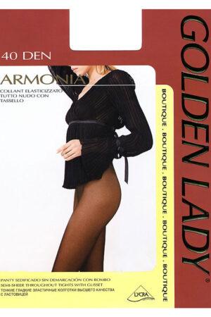 Женские классические колготки ARMONIA 40 Golden Lady