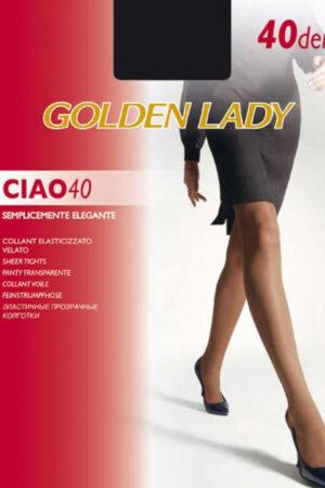 Женские классические колготки CIAO 20 Golden Lady