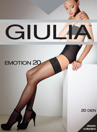 Классические чулки EMOTION 20 чулки Giulia