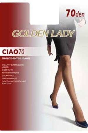 Женские классические колготки CIAO 70 Golden Lady