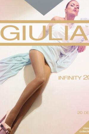 Женские классические колготки INFINITY 20 Giulia