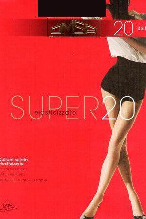 Женские классические колготки SUPER 20 Omsa