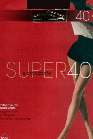 Женские классические колготки SUPER 40 Omsa
