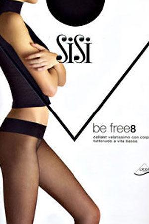 Женские классические колготки BE FREE 8 VITA BASSA SiSi