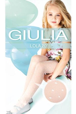 Колготки фантазийные для девочек LOLA 03 Giulia