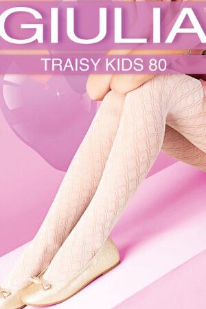 Колготки фантазийные для девочек TRAISY 01 Giulia