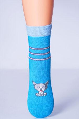 Носки из хлопка для девочек KSL-002 носки Giulia