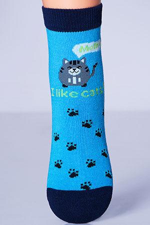 Носки из хлопка для мальчиков KSL-005 носки Giulia
