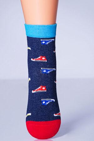 Носки из хлопка для девочек KSL-008 носки Giulia