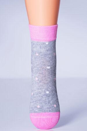 Носки из хлопка для девочек KSL-010 носки Giulia