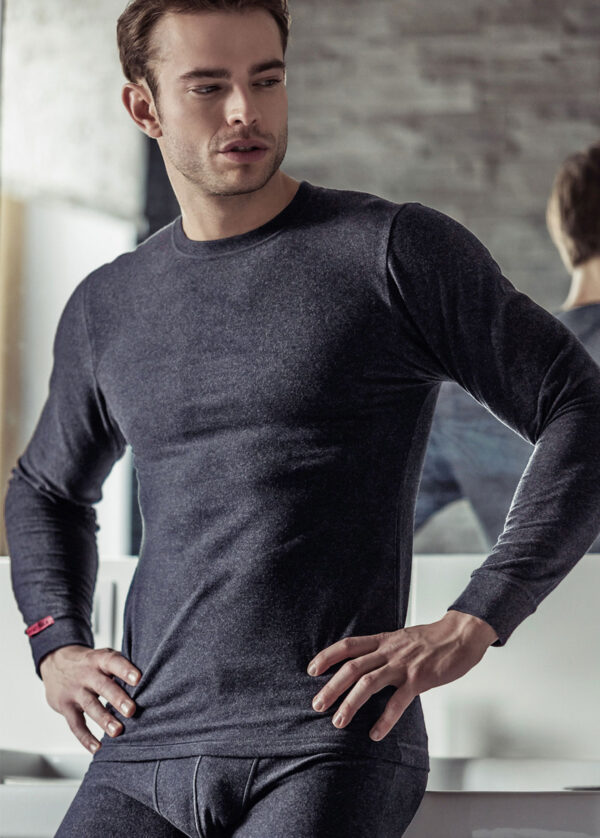 Термобелье для мужчин MVD 155 футболка мужская Key