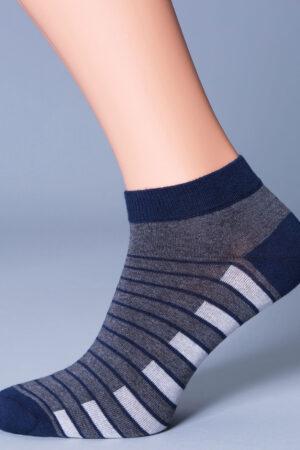 Мужские носки с рисунком MSS 004 носки Giulia