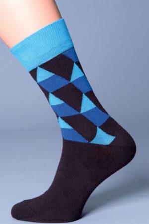 Мужские носки с рисунком MSL 001 носки Giulia