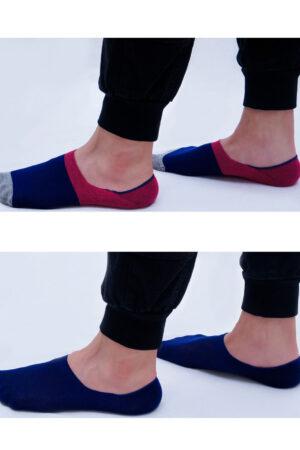 Мужские носки FOOTIES FM 001 COTTON (2 п.) подследники Giulia