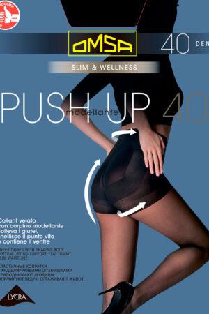 PUSH-UP 40 Omsa