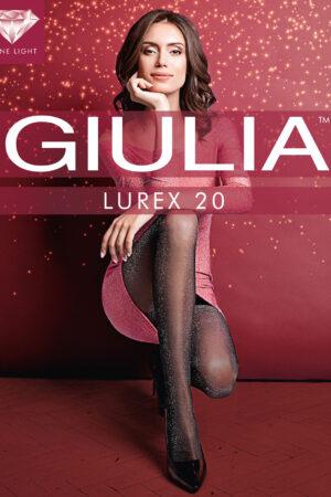 Блестящие колготки с люрексом LUREX 20 Giulia