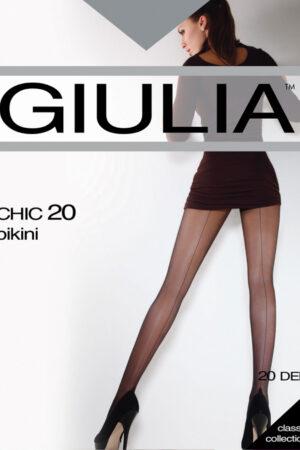 Колготки со швом CHIC 20 Giulia