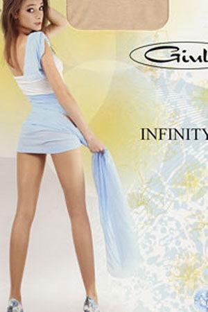 Женские классические колготки INFINITY 8 Giulia