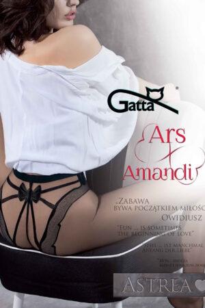 Фантазийные колготки с рисунком ARS AMANDI ASTREA Gatta