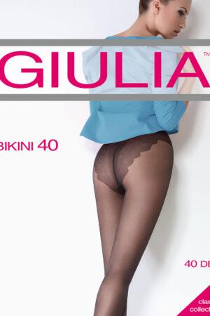 Женские классические колготки BIKINI 40 Giulia