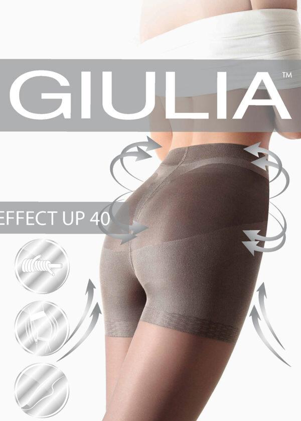 Моделирующие и утягивающие колготки EFFECT UP 40 Giulia