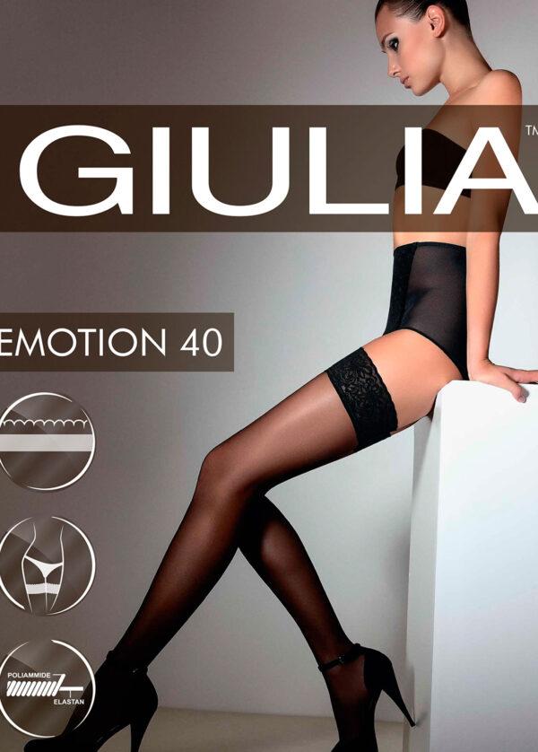 Классические чулки EMOTION 40 чулки Giulia