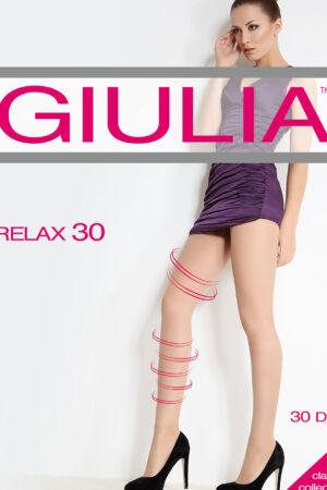 Компрессионные колготки массажные RELAX 30 Giulia