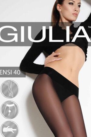 Женские классические колготки SENSI 40 VITA BASSA Giulia
