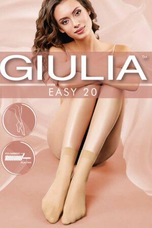 Женские классические носки EASY 20 lycra (2 п.) носки Giulia