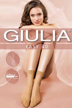 Женские классические носки EASY 40 lycra (2 п.) носки Giulia