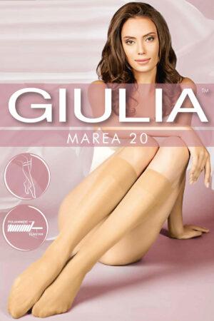 Классические гольфы MAREA 20 lycra (2 п.) гольфы Giulia