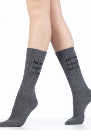 Женские хлопковые носки WS4M-018 носки Giulia