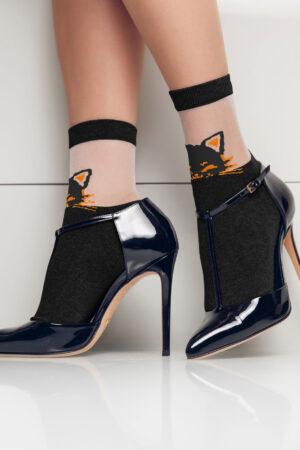 Женские хлопковые носки WSM-020 носки Giulia