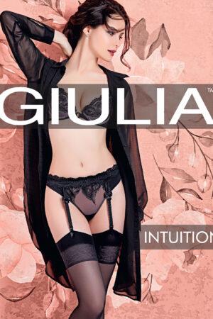 Чулки для ношения с поясом INTUITION 01 Giulia