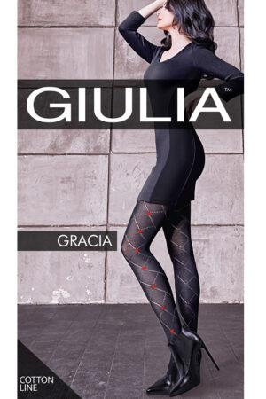 Колготки из хлопка для женщин GRACIA 03 Giulia