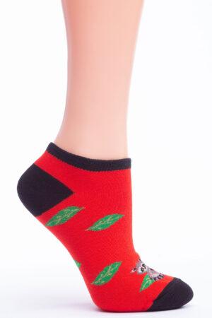 Женские хлопковые носки WSS-008 носки Giulia
