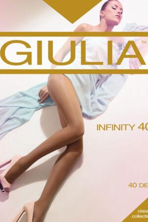 Женские классические колготки INFINITY 40 Giulia