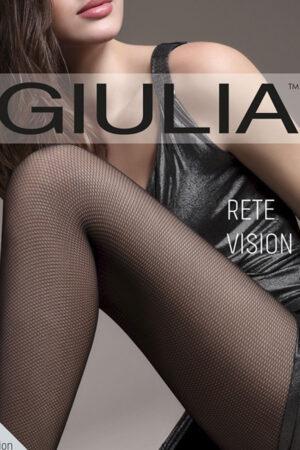 Фантазийные колготки с рисунком RETE VISION Giulia