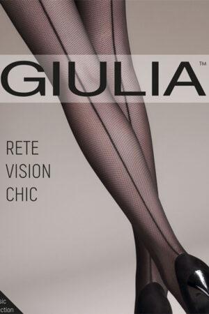 Колготки в сеточку и ажурные RETE VISION CHIC Giulia