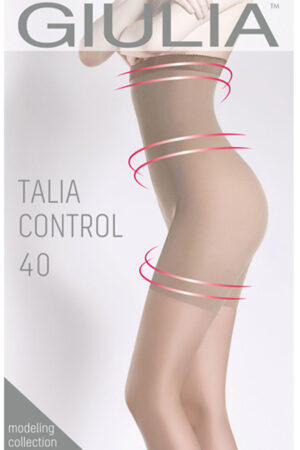 Моделирующие и утягивающие колготки TALIA CONTROL 40 Giulia