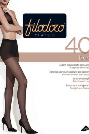 Женские классические колготки DORA 40 Filodoro