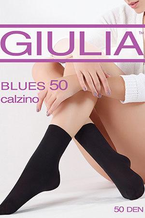 Женские классические носки BLUES 50 microfibra носки Giulia