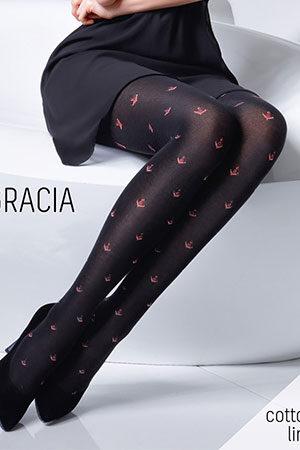 Колготки из хлопка для женщин GRACIA 01 Giulia