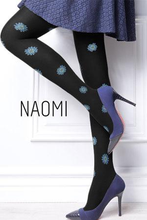 Колготки из хлопка для женщин NAOMI 02 Giulia