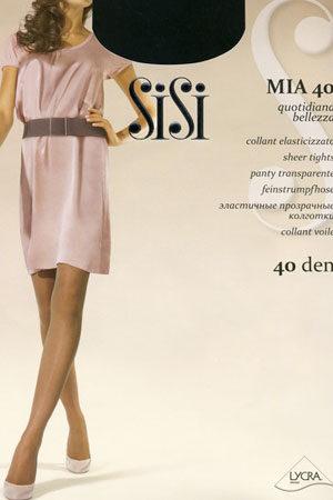 Женские классические колготки Mia 40 SiSi