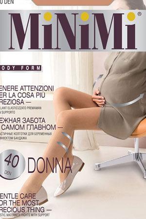 Колготки для беременных DONNA 40 Minimi