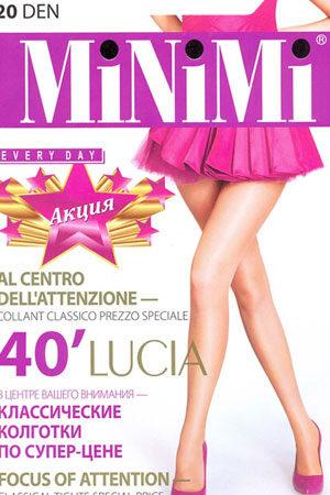 Женские классические колготки LUCIA 40 Minimi